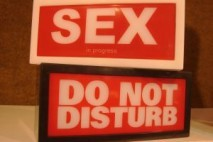 sex do not disturb