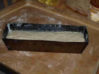 Chleb w blaszce