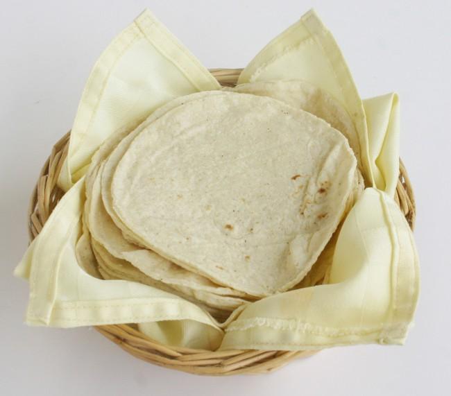Tortilla w koszczku