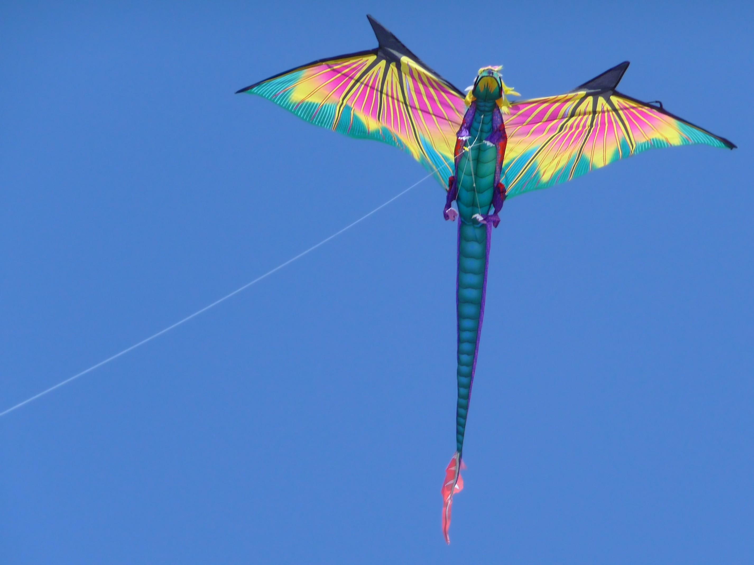 Воздушный змей on emaze