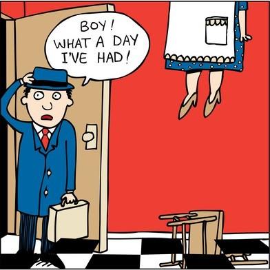 Mężczyzna z walizką