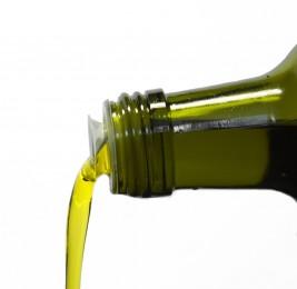 oliwa z butelce