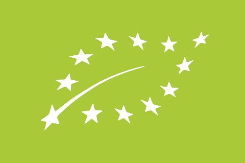 Logo eko-rolnicze UE
