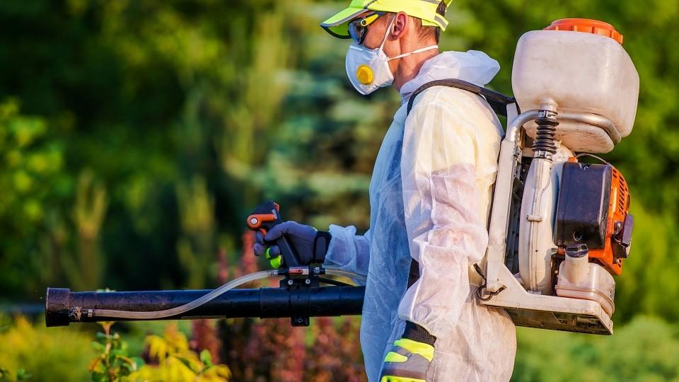 Pestycydy - trucizna