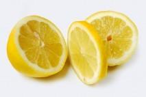 Pokrojona cytryna