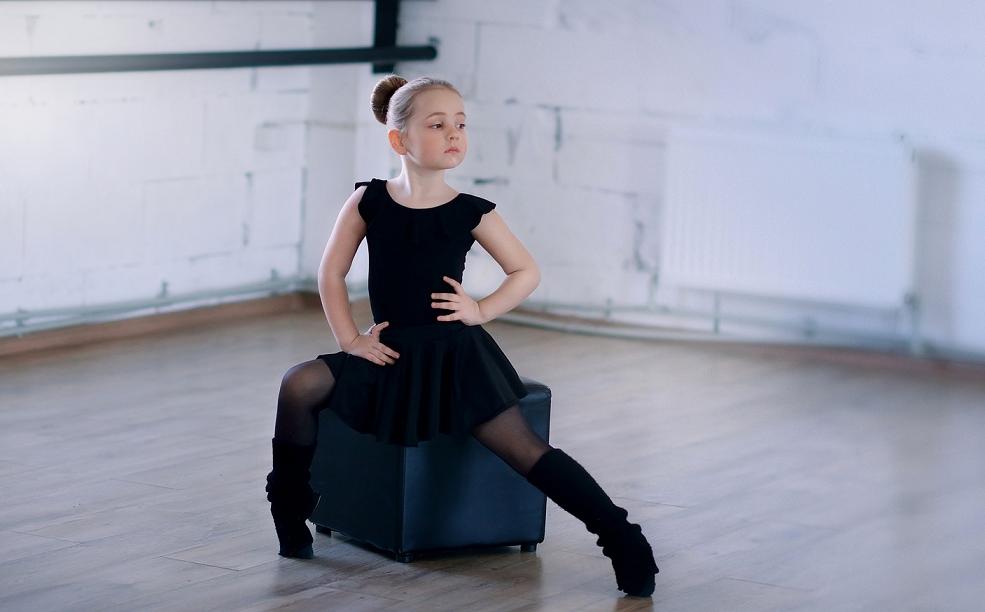 taniec w życiu dziecka