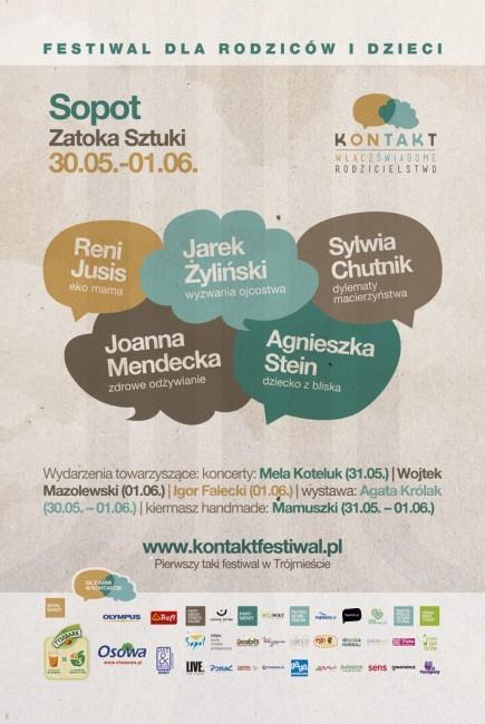 KONTAKT Festiwal w Sopocie