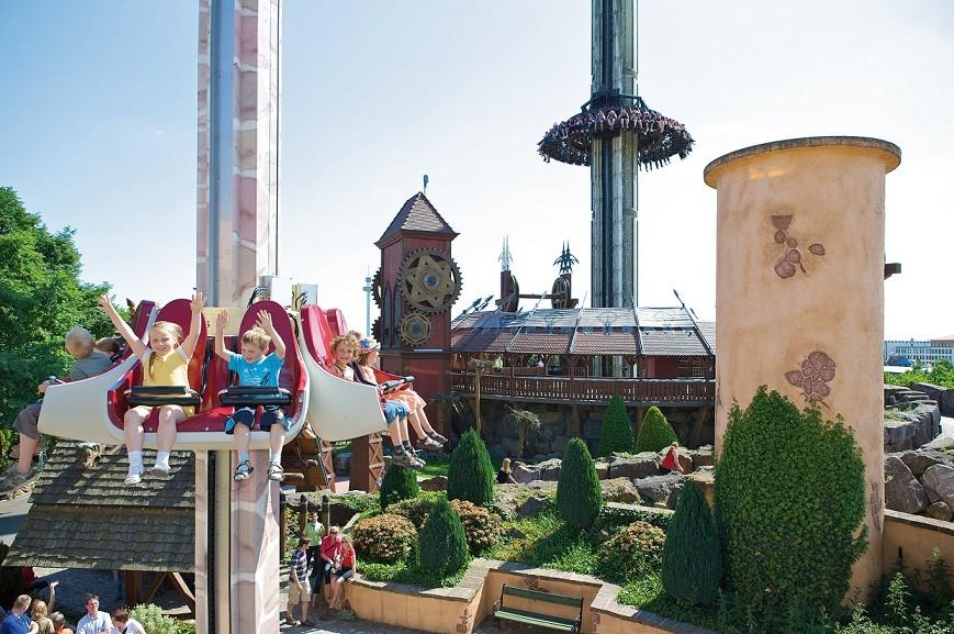 Heide Park - atrakcje dla dzieci