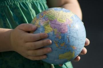 Kula ziemska - globus