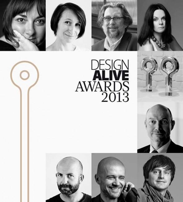 Design Alive Award 2013 skład jury