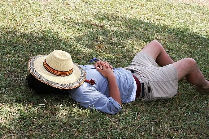 Jak odpoczywać?