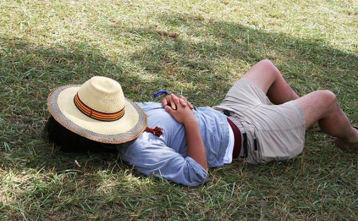 odpoczywać trzeba umieć