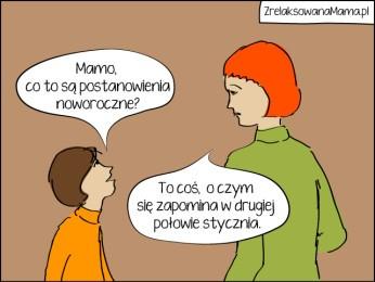 Zrelaksowana Mama