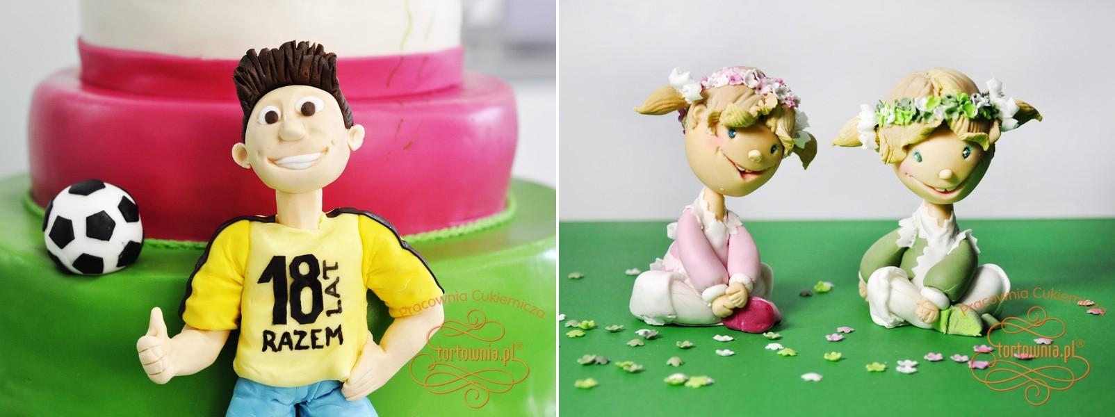 Dekorowanie tortów