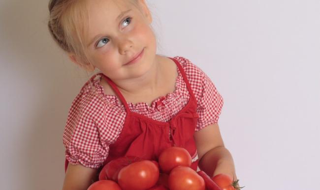 Empatyczne dziecko wegetarianizm