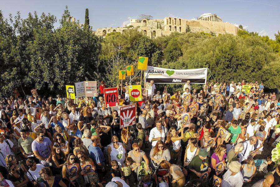 Marsz dla klimatu