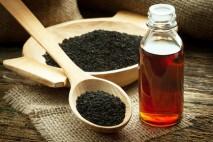 Czarnuszka - olej z czarnuszki