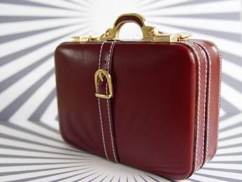 Minimalizm - walizka