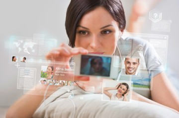 Minimalizm - media społecznościowe