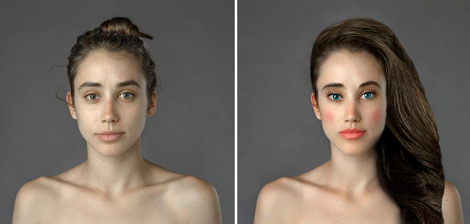 Kobieta - kanon piękna