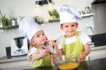 Dzieci - nauka gotowania