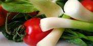 Żywność ekologiczna - warzywa
