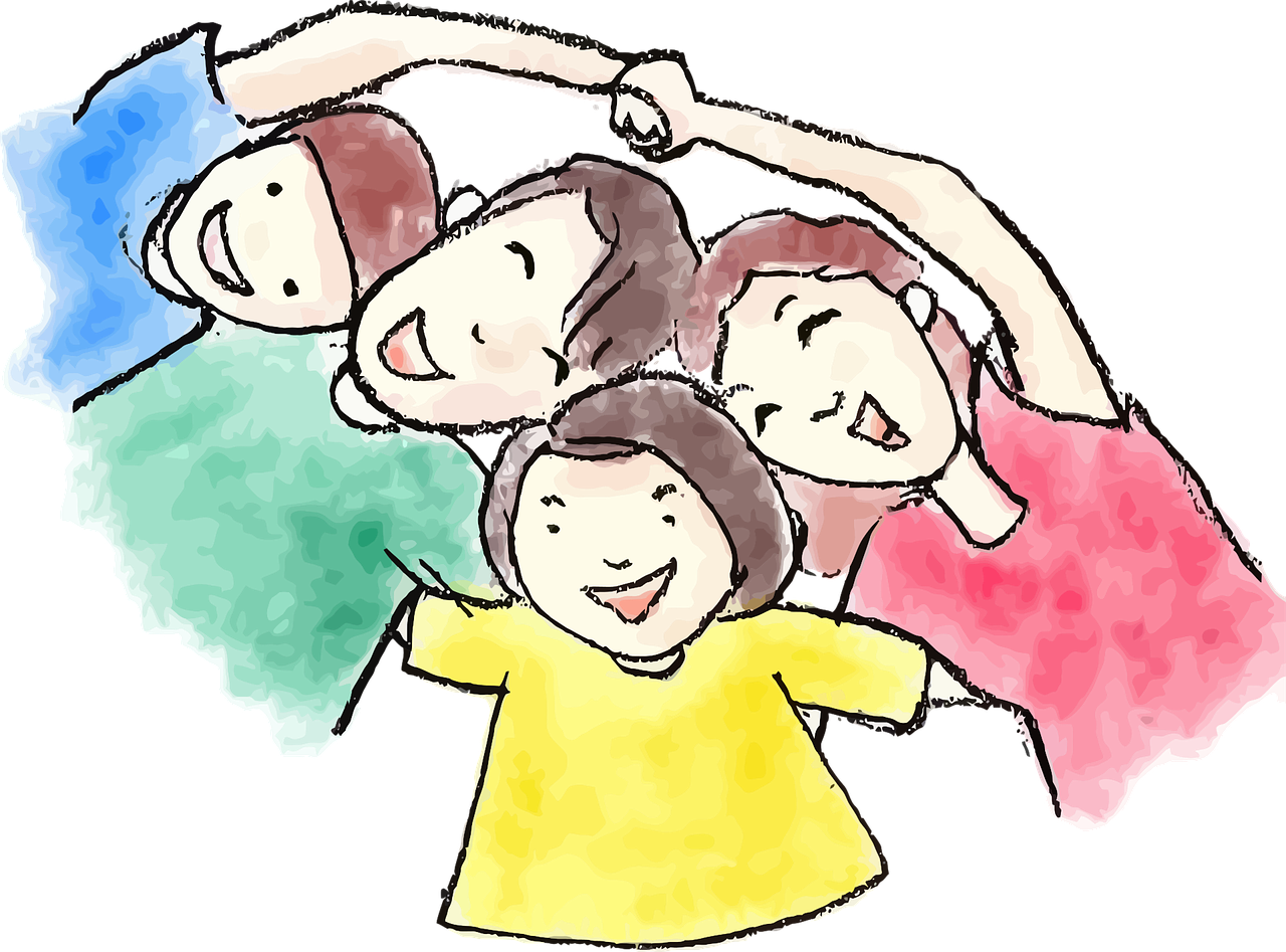 dobre relacje z dziećmi