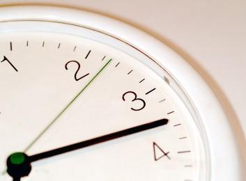 Zmartwienie - zegar