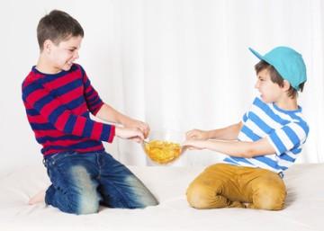 Agresja - dzieci