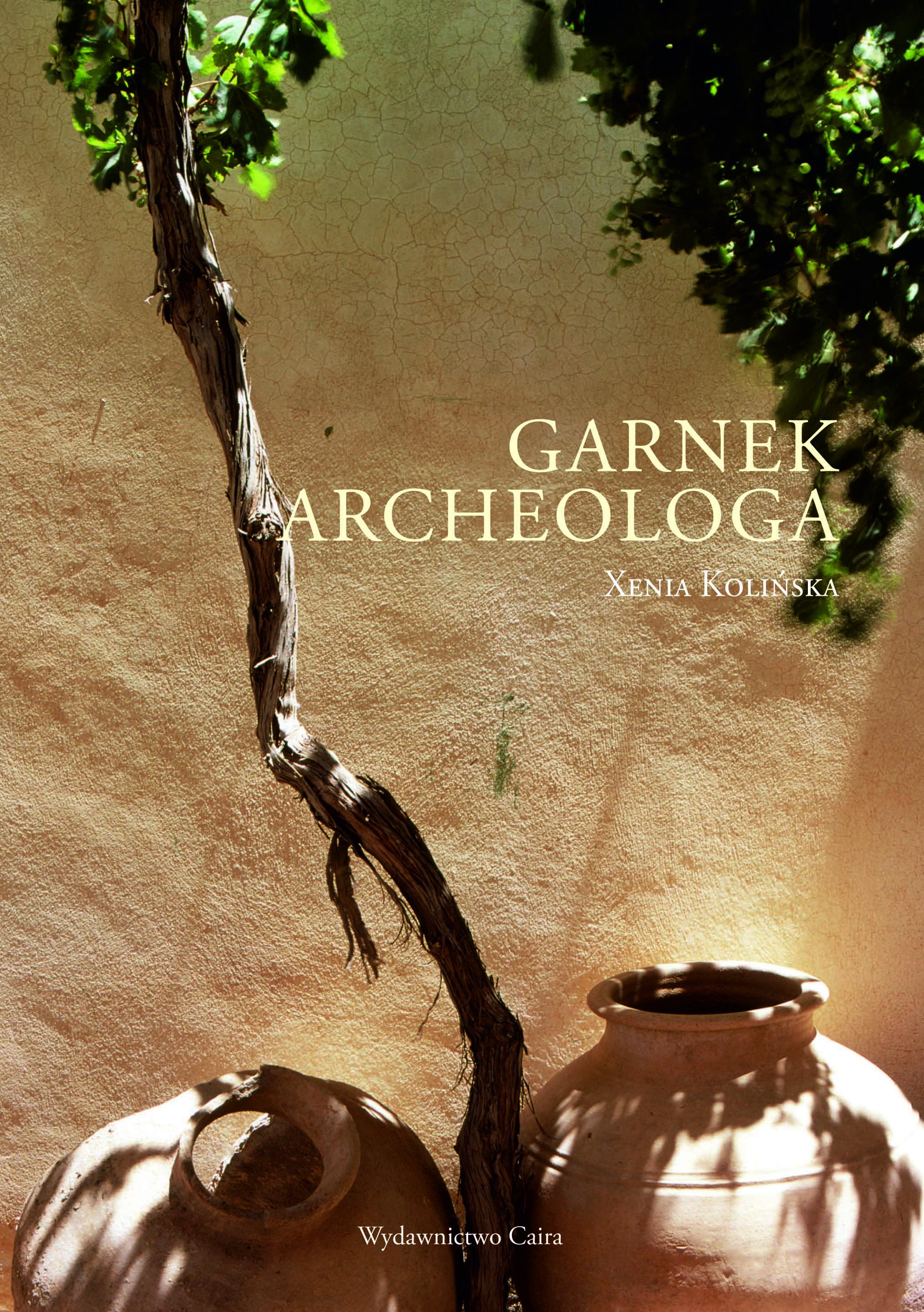 Garnek archeologa