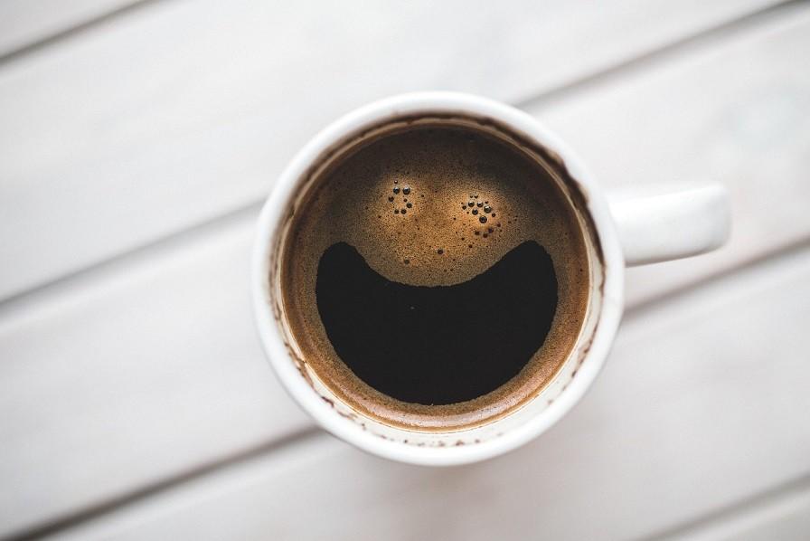Kofeina - kawa