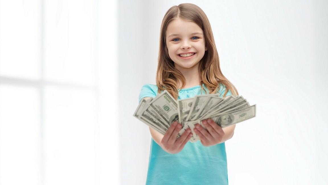 Jak wychować materialistę