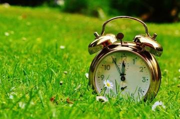 Slow life - czas