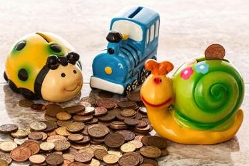 Oszczędzanie - pieniądze