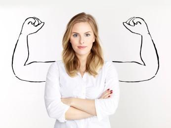 Kobieta - perfekcjonizm