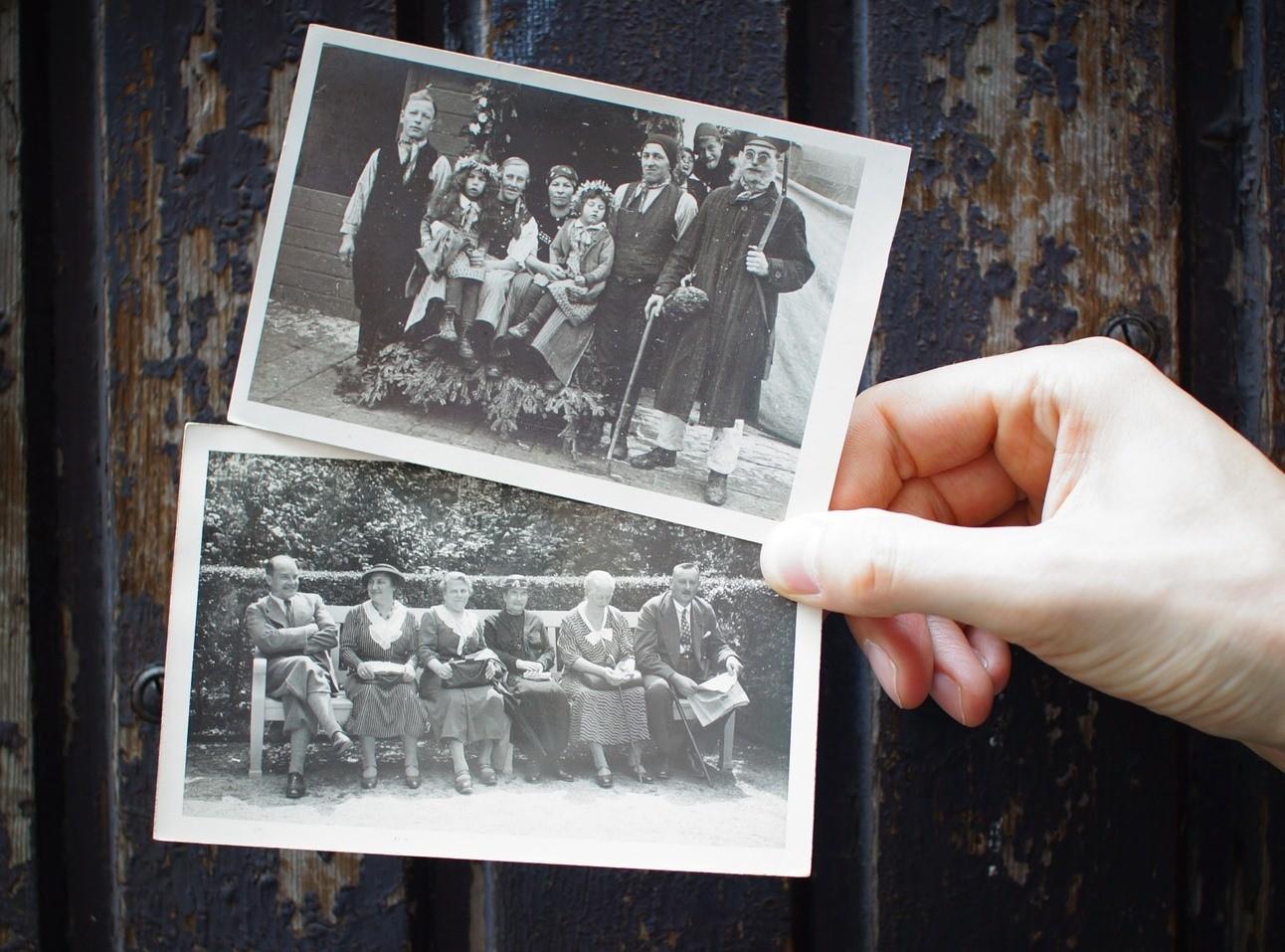 Wspomnienia - genealogia