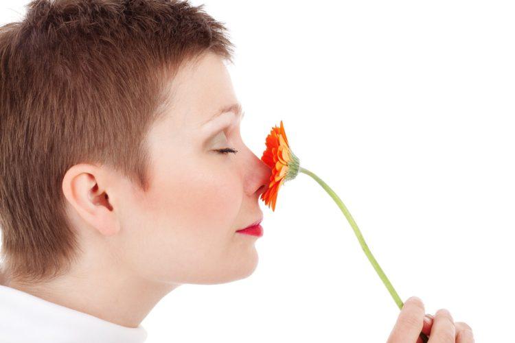zapach kwiat