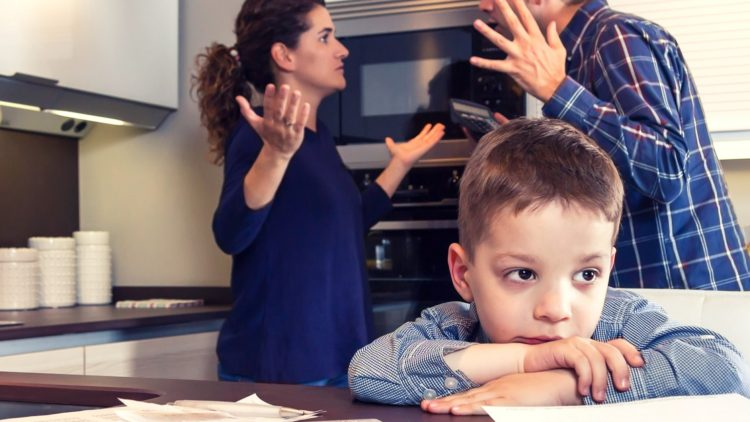 Jak powieedzieć dziecku o rozwodzie