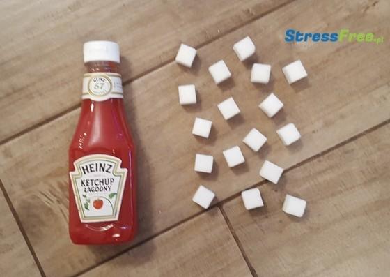 ketchup cukier