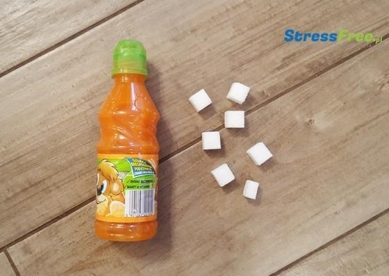 sok kubuś cukier