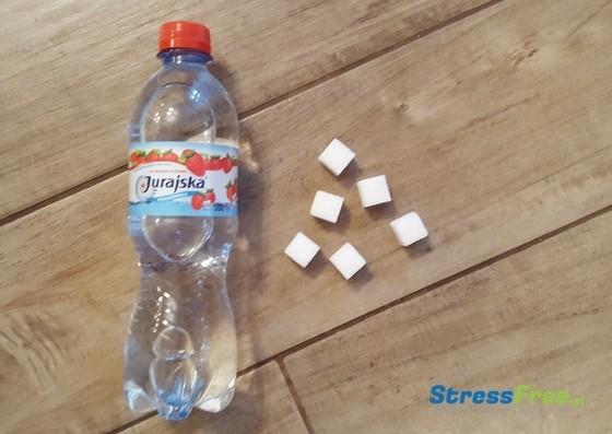 woda smakowa cukier