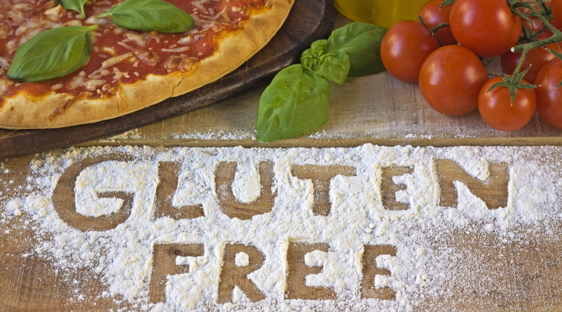 Przepis na pizzę glutenfree