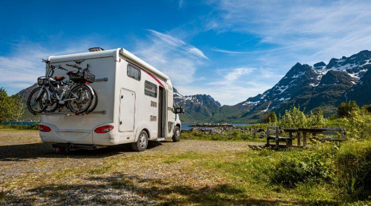 Podróże kamperem