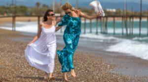 Sukienki plażowe