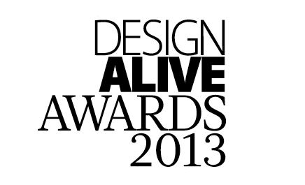 Design Alive Award 2013