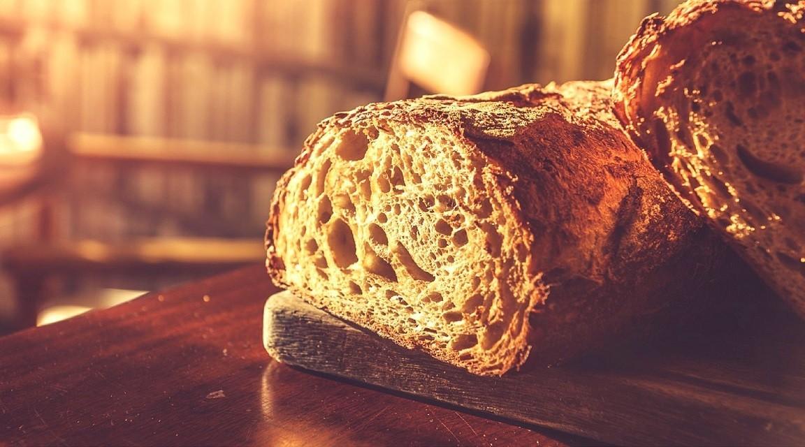 Wypiek chleba w domu